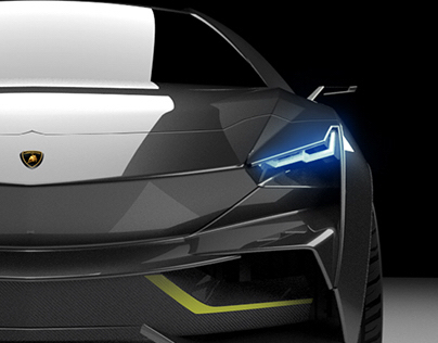 Lamborghini Agressivo 2022