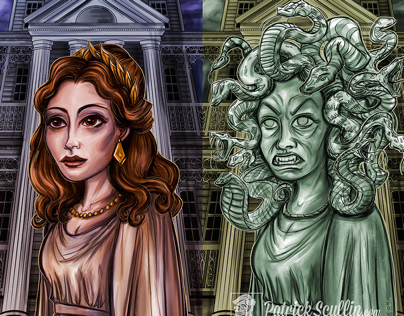 Haunted Mansion 50th Anniversary Art