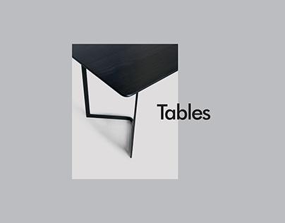 Brochure divider pages