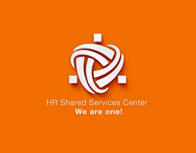 Logo Design for HR Shared Services Center