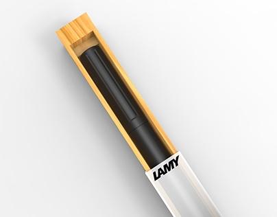 Lamy Ballpoint Pen Concept
