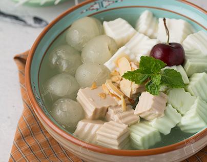 Chụp ảnh món ăn Ngọc Thạch Quán