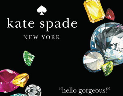 Kate Spade Cosmetics Pop Up Shop