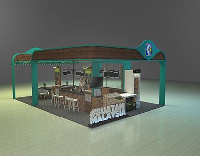 MAHA Cafe Pavillion Proposal