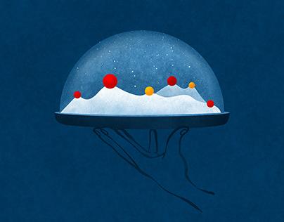 Delicious Escape (illustration)