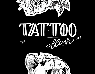 Tattoo flash #1
