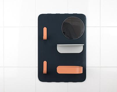 Toilet unit HANGUP!