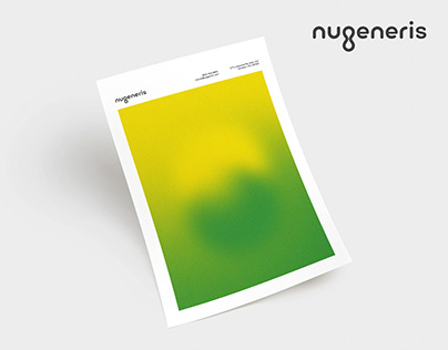NUGENERIS - Specialty Pharma - BRANDING