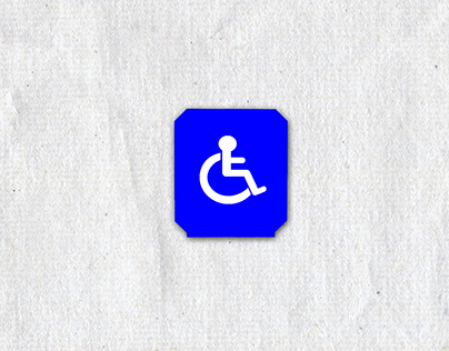 """Advertising """"Enabled For Disabled"""""""