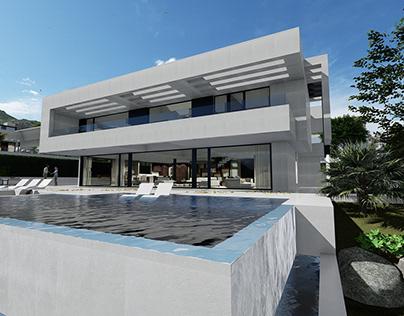 Casa AQUA - Teia