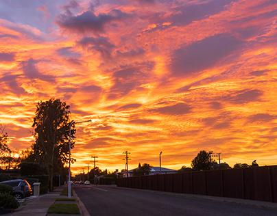 Sunrises & Sunsets in Marlborough NZ