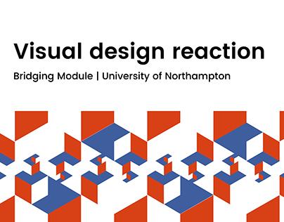 Visual design reaction   Kinderspel