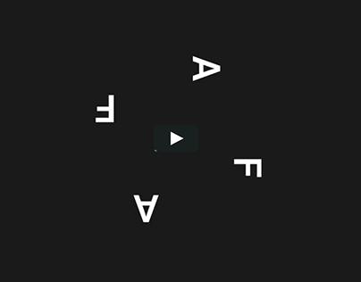 Freytag Anderson / Showreel →