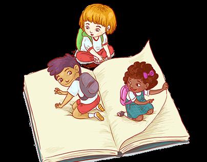 ILUSTRACIÓN- El gobierno escolar