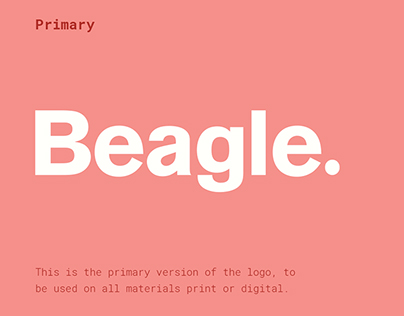 Beagle Studio Brand Guide