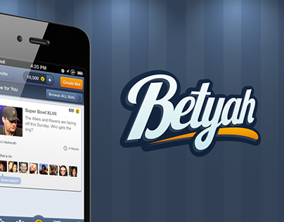 Betyah for iOS and Android