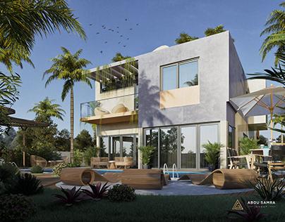 THE SUMMER HOUSE - Landscape