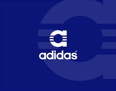 adidas Logo Redesign Concept