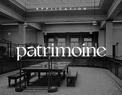 VISITES PATRIMOINE - PLAN INTERACTIF
