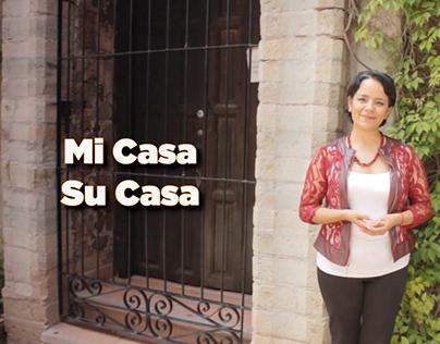 Mi Casa es Su Casa - CROSS program 2015