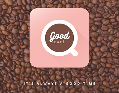 Good Cafè - Website