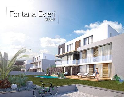 Netto Mimarlık / Fontana Evleri / Çeşme