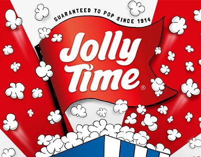Jolly Time | Rediseño de packaging