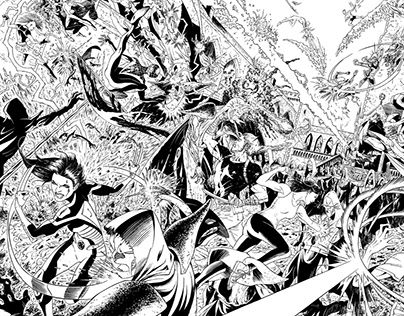 MARVEL Samples 2018: All New X-Men