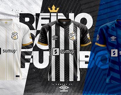 SANTOS FC REBRANDING