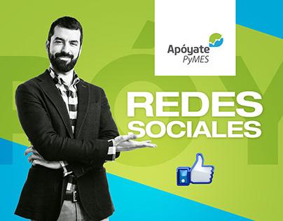 Apóyate PyMES - Redes Sociales