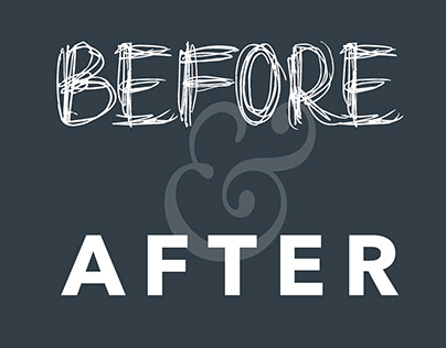 Before & After Designs