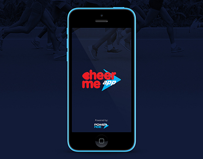 POWERADE - Cheer Me App