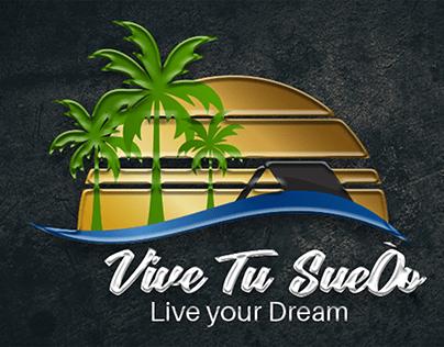 Vive tu Sueno Logo Design