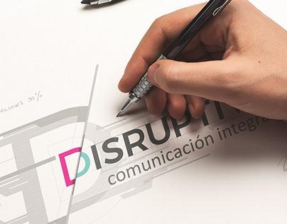 Disruptiva - Brand Identity Design