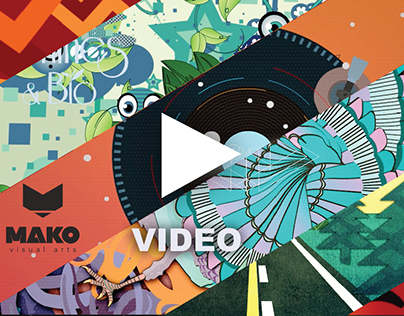 Mako - Showreel 2D Animation