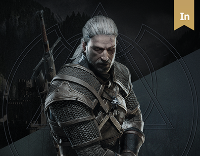 The Witcher 3: Wild Hunt - Web Experience Concept