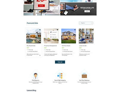 Planet Post - Website Design & Development