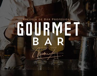 GOURMET BAR | Web Design