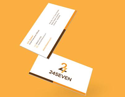 24SEVEN- Branding