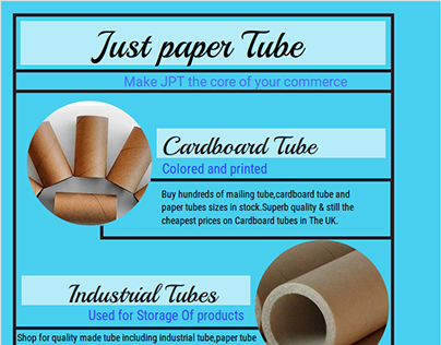 JPT (Just Paper Tube)