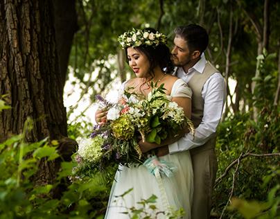 Wedding - Adam & Vivienne