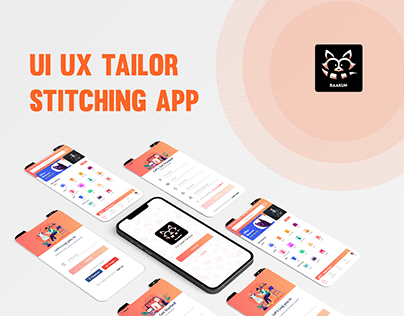 Raakun Tailor Mobile App