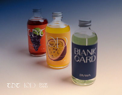 The Prodigy: Bottled Cocktail Packaging