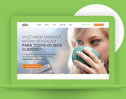 Dito // Website