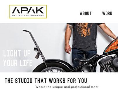 APak Media Rebrand