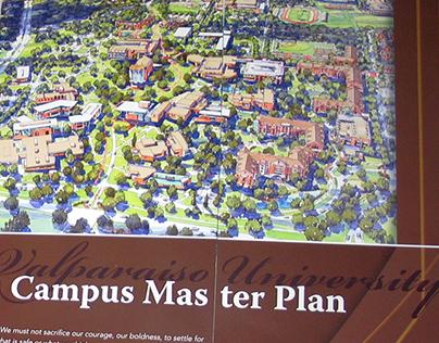 Valparaiso University Campus Master Plan Packet