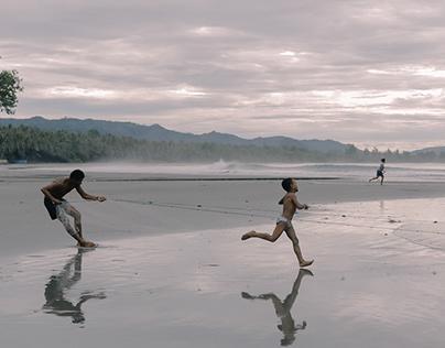 Pantai Holtekam Jayapura