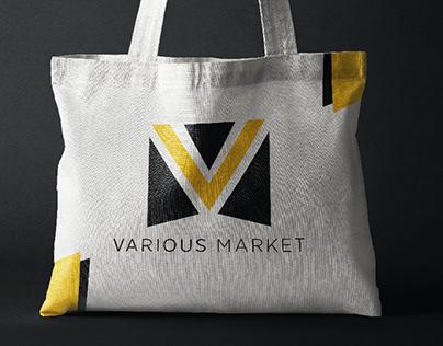 online market logo (various market)