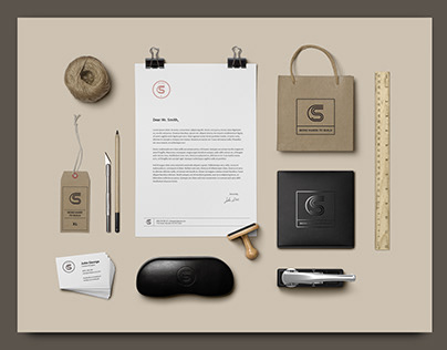 Business Identity Product Banner