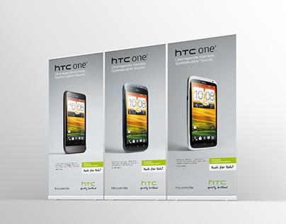 Roll-Ups HTC One Series 2012